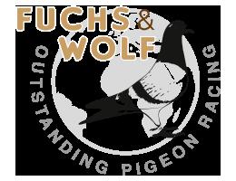 logo brieftauben fuchs